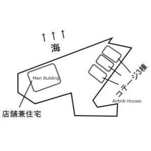 Whole Building {building type} in Kori - Kunigami-gun Nakijin-son Floorplan