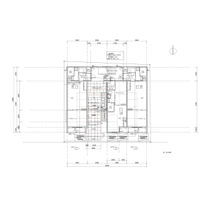 Whole Building {building type} in Bainan - Osaka-shi Nishinari-ku Floorplan