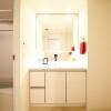 1R Apartment to Buy in Osaka-shi Chuo-ku Washroom