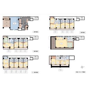 Whole Building {building type} in Torigoe - Taito-ku Floorplan