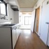 1DK Apartment to Rent in Osaka-shi Sumiyoshi-ku Kitchen