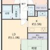 3LDK Apartment to Buy in Toyonaka-shi Floorplan