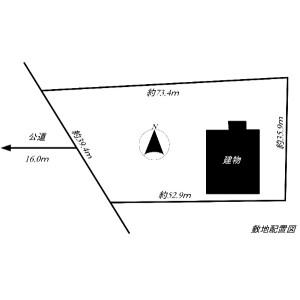 Whole Building {building type} in Saiwai - Otaru-shi Floorplan