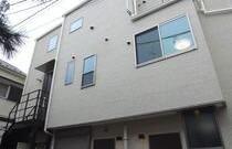 目黒區柿の木坂-1R公寓