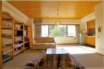 在南都留郡富士河口湖町购买1LDK 公寓大厦的 内部