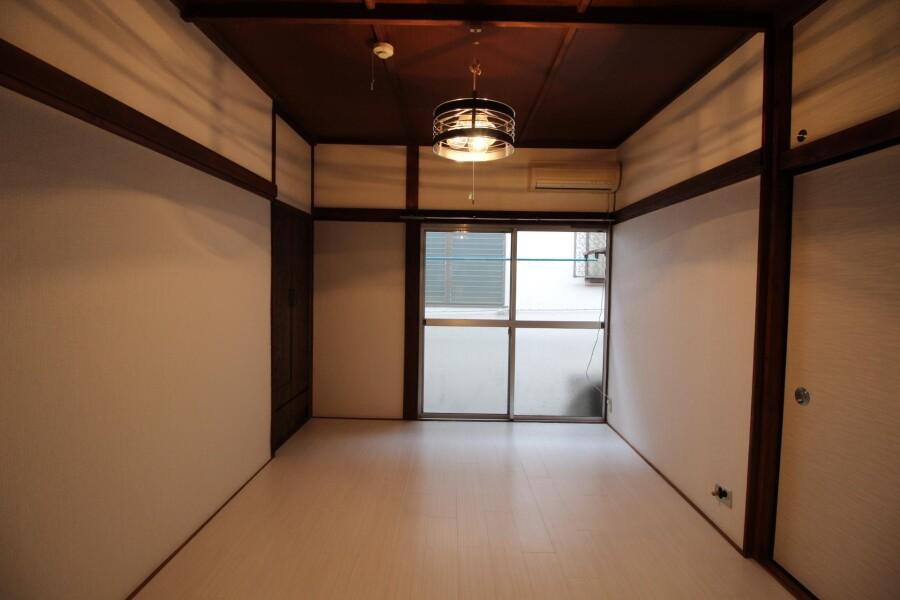 1K Apartment to Rent in Meguro-ku Bedroom