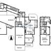 4SLDK House to Rent in Shibuya-ku Floorplan