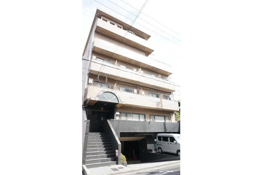 1R Apartment to Rent in Kyoto-shi Nakagyo-ku Exterior
