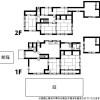 在京都市左京區購買8SLDK 獨棟住宅的房產 房間格局