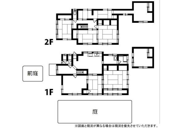 8SLDK House to Buy in Kyoto-shi Sakyo-ku Floorplan