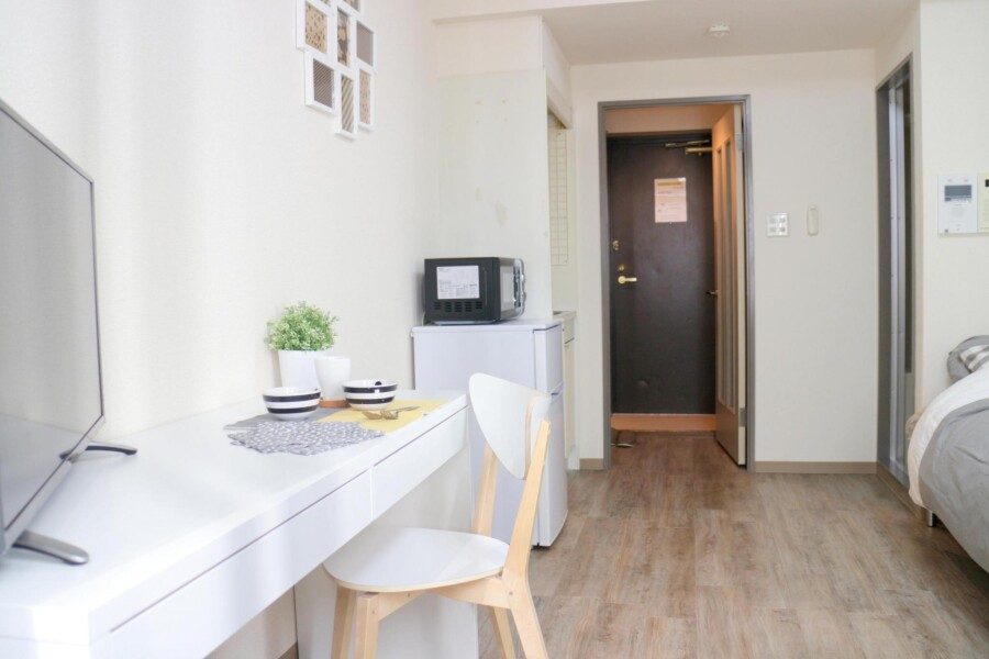 1R Apartment to Rent in Minato-ku Other Equipment