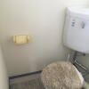 Shared Apartment to Rent in Kunitachi-shi Toilet