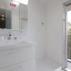 在京田辺市购买3LDK 公寓大厦的 盥洗室