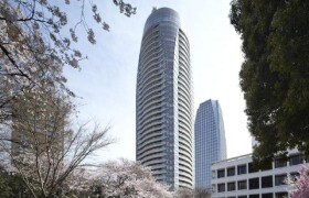 3LDK Apartment in Atago - Minato-ku