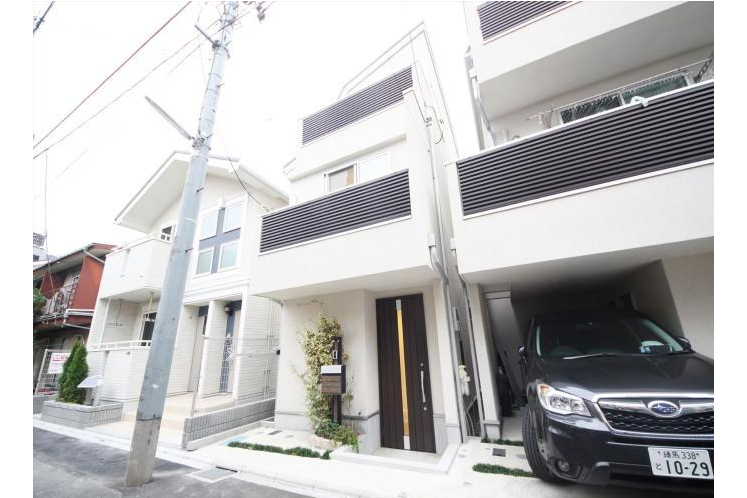 3LDK House to Buy in Shinjuku-ku Exterior