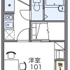 1K Apartment to Rent in Kawasaki-shi Saiwai-ku Floorplan