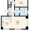 2SLDK Apartment to Rent in Itabashi-ku Floorplan