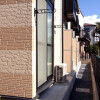 1K Apartment to Rent in Kawaguchi-shi Balcony / Veranda