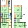 在京都市中京区购买8K 独栋住宅的 楼层布局