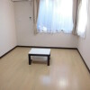 1K アパート 北区 リビングルーム