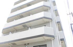 目黒區柿の木坂-1K公寓大廈