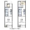 在名古屋市南區內租賃1K 公寓 的房產 房間格局