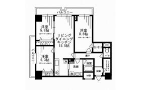 3LDK Mansion in Takada - Toshima-ku