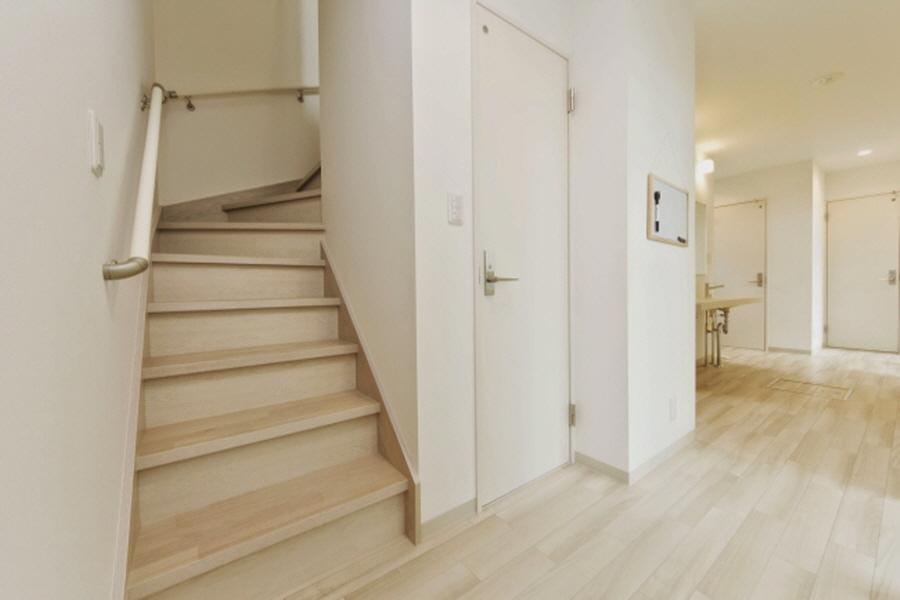Private Serviced Apartment to Rent in Nakano-ku Lobby