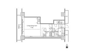1R Mansion in Minatomirai - Yokohama-shi Nishi-ku