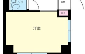 1K Apartment in Hiranuma - Yokohama-shi Nishi-ku