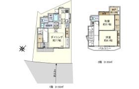 2DK House in Nakaochiai - Shinjuku-ku