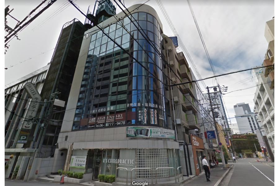 Whole Building Office to Buy in Osaka-shi Tennoji-ku Exterior