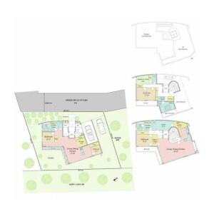 6SLDK {building type} in Nakamachi - Setagaya-ku Floorplan