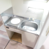 1R Apartment to Rent in Ikeda-shi Kitchen