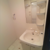 1K Apartment to Rent in Funabashi-shi Washroom