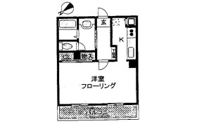1K Apartment in Tsunashimanishi - Yokohama-shi Kohoku-ku