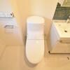1LDK Apartment to Rent in Kita-ku Washroom
