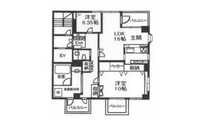 2LDK Mansion in Asakusabashi - Taito-ku