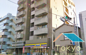 1R Apartment in Waseda minamicho - Shinjuku-ku