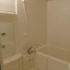 在中央区内租赁1K 公寓大厦 的 浴室