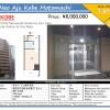 1K Apartment to Buy in Kobe-shi Chuo-ku Interior