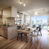 3LDK Apartment to Buy in Chuo-ku Kitchen