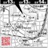 在荒川区购买4LDK 公寓大厦的 Access Map