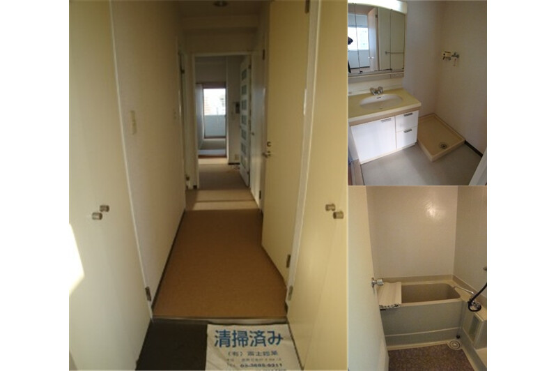 2DK Apartment to Rent in Chuo-ku Interior