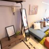 1R Apartment to Rent in Toshima-ku Living Room