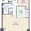 2LDK Apartment to Buy in Osaka-shi Tennoji-ku Floorplan