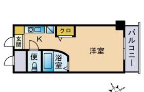 福岡市博多区 相生町 1K {building type}