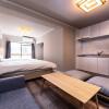 1R Apartment to Rent in Osaka-shi Naniwa-ku Living Room