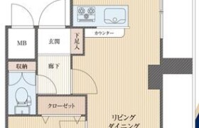 1LDK Apartment in Taito - Taito-ku