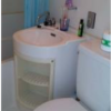1R Apartment to Buy in Sakai-shi Sakai-ku Toilet